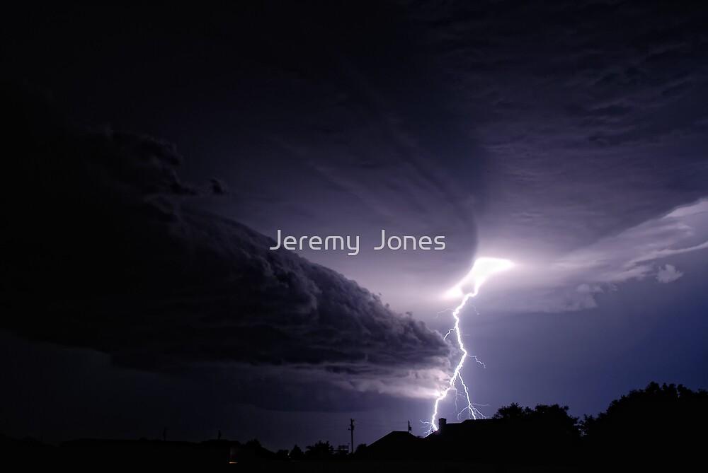 Anvil CG Strike by Jeremy  Jones