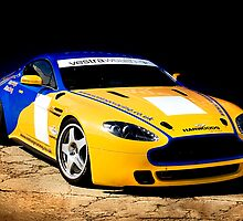 Vantage GT4 by Paul Woloschuk
