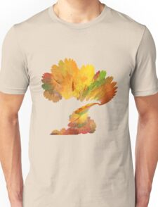 the autumn tree Unisex T-Shirt
