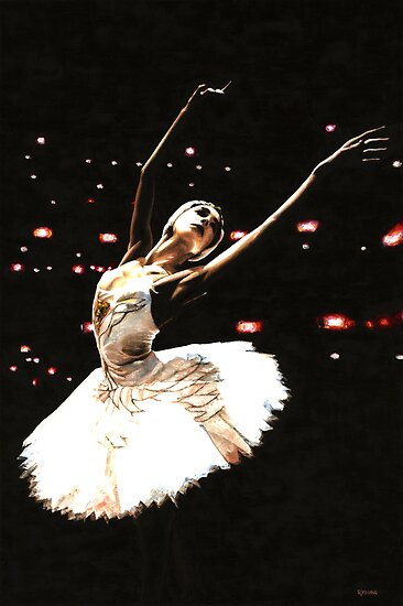 Prima Ballerina by Richard Young