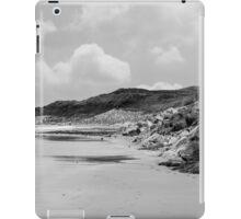 beach beside the links iPad Case/Skin