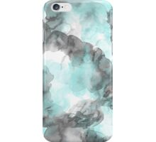 Pattern Blue iPhone Case/Skin