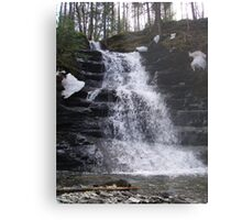 West Gore, NS - Waterfall Metal Print