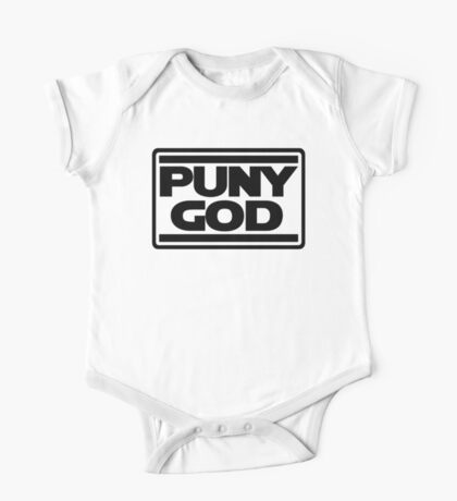 Puny God One Piece - Short Sleeve