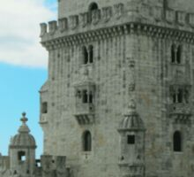 Belem Tower, Lisbon Sticker