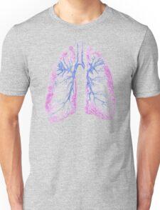 Lungs (Biro) Unisex T-Shirt