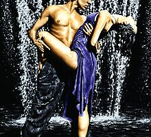 Tango Cascade by Richard Young