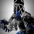Dogon mask dance by Saka