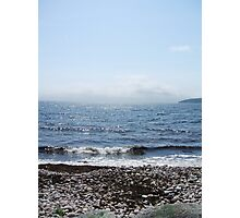 Dreaming out to Sea Photographic Print