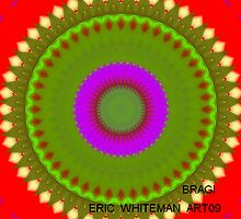 BRAGI  ERIC WHITEMAN ART  by eric  whiteman