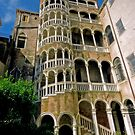 Scala Contarini del Bovolo by Stephen Knowles