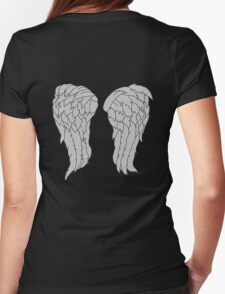 Flying without wings Womens Fitted T-Shirt