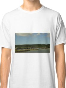 Masts In The Sun Classic T-Shirt