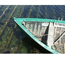 Rowboat Photographic Print