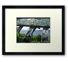 ...Dreams of the Sea... Framed Print