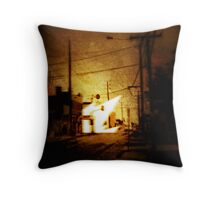 The Moment Things Changed Forever Throw Pillow