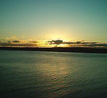 newfoundland sunset by slink109
