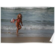 Childs Play at the Beach (Part 2) Poster