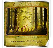 2010 Foxfires Calendar - August Poster