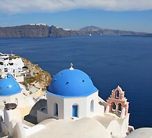 A little place called Oia / Santorini - Greece by John44