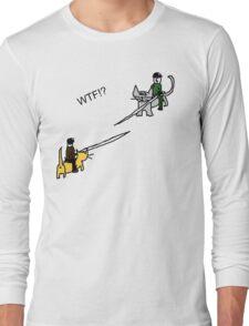 Kit Hitler Long Sleeve T-Shirt
