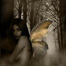 Sprite, her weapon hidden... by dimarie