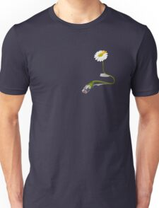 on wire Unisex T-Shirt