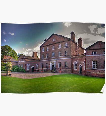 Sutton Park Hall Poster