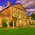 Sutton Park Hall (Rear) by Trevor Kersley