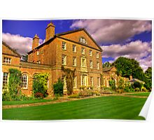 Sutton Park Hall (Rear) Poster