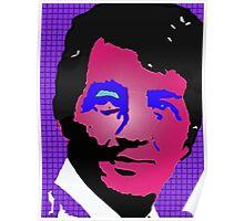 Dean Martin in living color Poster