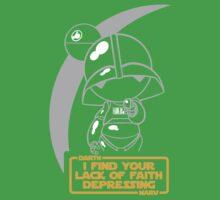 Star Wars and Marvin Hitchhiker's Guide Kids Clothes
