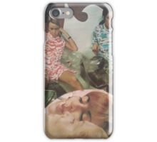 The 70ies Collage iPhone Case/Skin