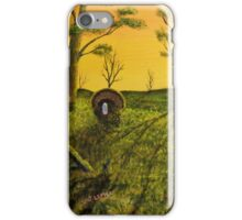 Evening Dual (2014) iPhone Case/Skin