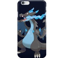 pokemon mega charizard anime shirt iPhone Case/Skin
