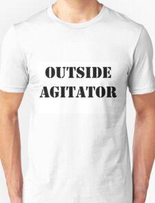 Outside Agitator - Classic Protest Shirt T-Shirt