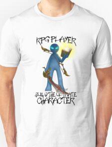 Gamer - RPG Genre T-Shirt