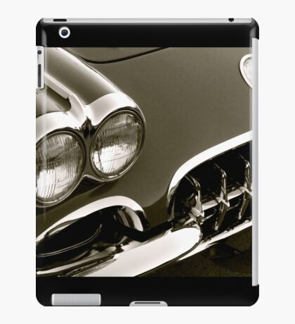Classic Corvette iPad Case/Skin