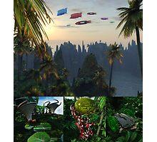 Calendar Cover: Planet Gloss Photographic Print