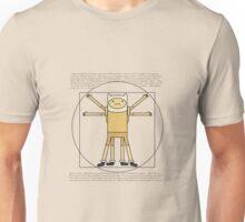 Finn the Vitruvian Man  Unisex T-Shirt