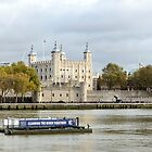 Tower of London by Carolyn Eaton