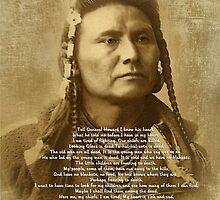 Chief Joseph of the Nez Perce by Irisangel