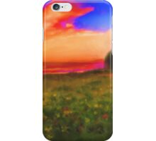 The Sunset Ocean View iPhone Case/Skin