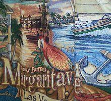 Margaritaville Tapestry. by debbiedoda
