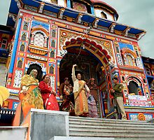 BADRINATH (The Abode Of Lord Vishnu ) by RajeevKashyap