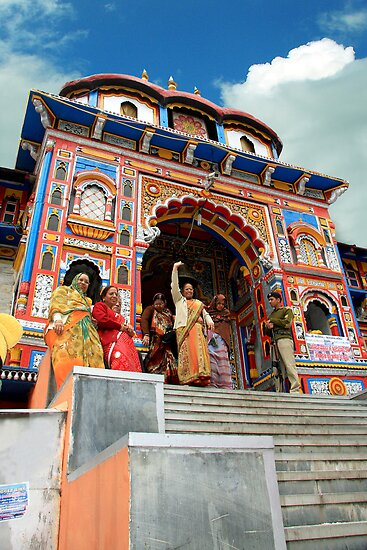 BADRINATH (The Abode Of Lord Vishnu ) by RajeevKashyap