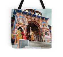 BADRINATH (The Abode Of Lord Vishnu ) Tote Bag