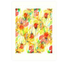 Mary´s garden Art Print