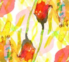 Mary´s garden Sticker
