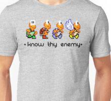 Know Thy Enemy Unisex T-Shirt